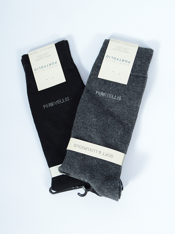 MEDIAS PERRY ELLIS 672 C/U