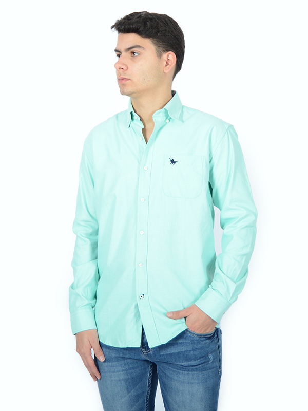CAMISAS LONG BEACH POLO CLUB 4020